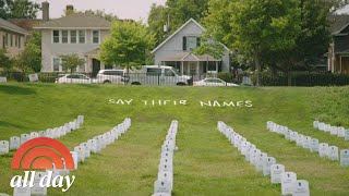 'Say Their Names' Cemetery Memorializes Black Americans Killed By Police | TODAY All Day