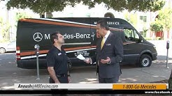 Mobile Service saves time to get your MBZ serviced @ Mercedes Benz of Encino by Anoush ep 31 Eng