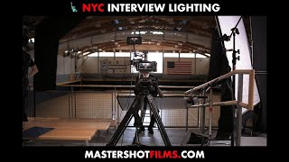 Lighting a Mixed Media Commercial Campaign in Pawling, NY