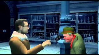 Undercover: Operation Wintersun (part 11 walkthrough) -Drunkard with a Job-