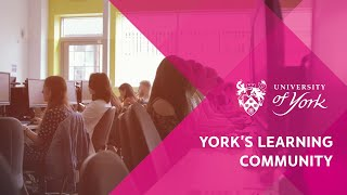 York's learning community
