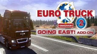 Euro Truck Simulator 2: Going East! [Add-On] [PC] [Gameplay] [Deutsch/German] [HD+]