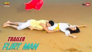 Flirt Man official Trailer | Hindi Dubbed Movie Trailer | Arvind Krishna | Shubra Aiyappa