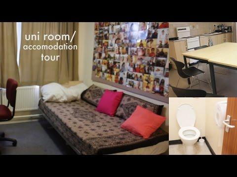 UNIVERSITY ROOM TOUR 2016 | UNIVERSITY OF SURREY ACCOMMODATION - BAND C