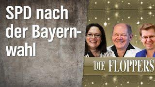 Nach der Bayernwahl: SPD – Die Floppers