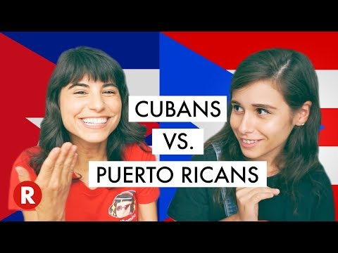 Differences Between Cuba and Puerto Rico (ft. Andrea Lausell)