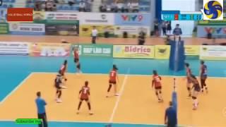Thong tin LienvietpostBank vs Sichuan (China) I VTV9 BINH DIEN CUP 2019 I 12.05.2019