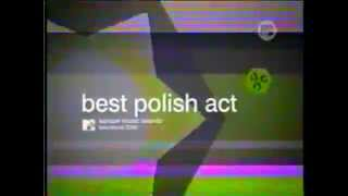 Myslovitz — Best Polish Act (MTV EMA 2002)