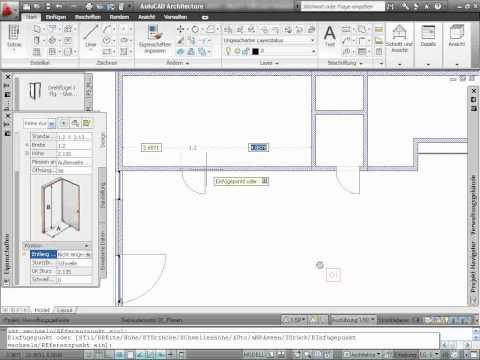 Autocad architecture 2012 3d ist leichter als sie den for Architecte 3d tutorial