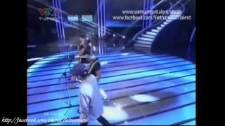 [VietNam's Got Talent 2013] Tôi Tìm Thấy Tôi - Phạm Anh Khoa Ft Wowy & Nam Hương