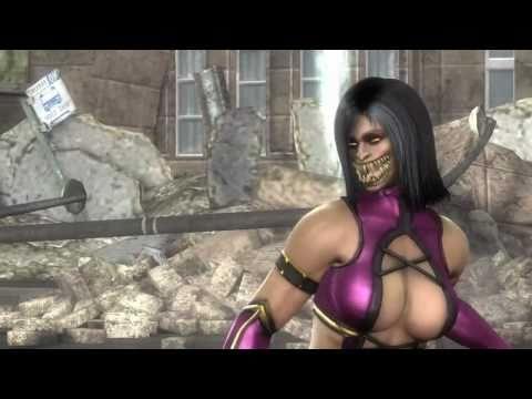 Mortal Kombat 9 - Mileena | gameplay trailer [HD] OFFICIAL Trailer MK9 (2011)