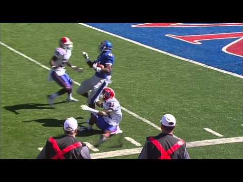 Jimmay Mundine TD vs La Tech Bob Davis Radio Call