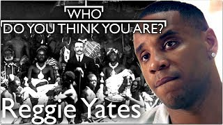 Reggie Discovers British Colonial Ancestry | Who Do You Think You Are