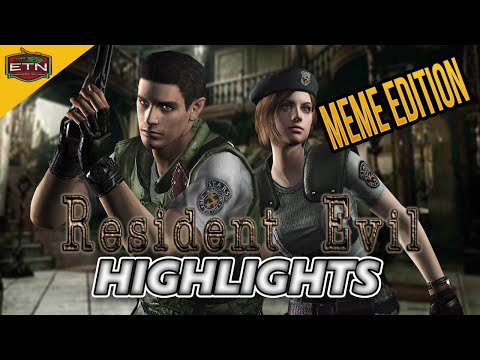 Resident Evil Remaster HD - This is what happens when you don't remember anything |
