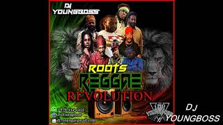 Download 2018 Roots Reggae Positive Revolution Culture Mix Consciousness New Riddims One Drop (Dj Young Boss) MP3 song and Music Video