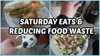 VEDA 2021 - DAY 25 - SATURDAY EATS &amp REDUCING FOOD WASTE