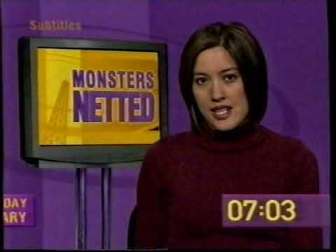 The Big Breakfast - News Headlines - 11th Jan 2001