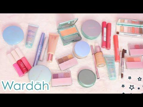 wardah-makeup-haul-!!!-produk-makeup-murah-untuk-pemula/-remaja-||-putri-yustika