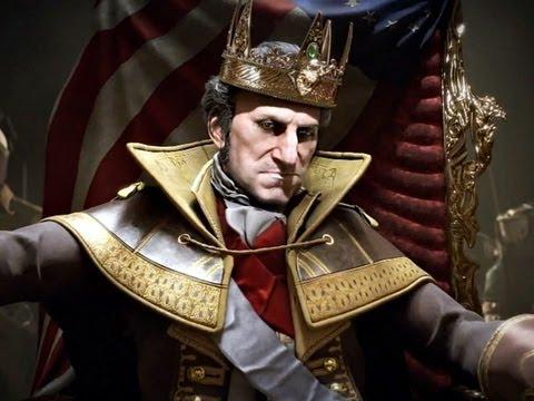 ASSASSIN'S CREED 3 | Die Tyrannei von König George Washington Trailer [HD]