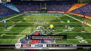Madden NFL 11 - NFC Pro Bowl Offense