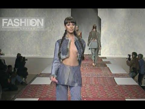 OZBEK Fall 1994/1995 Paris - Fashion Channel