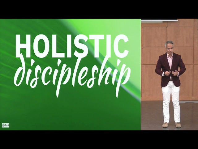 August 15th, 2021: Holistic Discipleship: Complete and Healtyh Relationships with God and Others