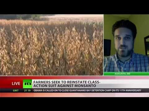 Farmers demand an appeal in Monsanto GMO case (Monsanto sends agents to farms to test their seeds)