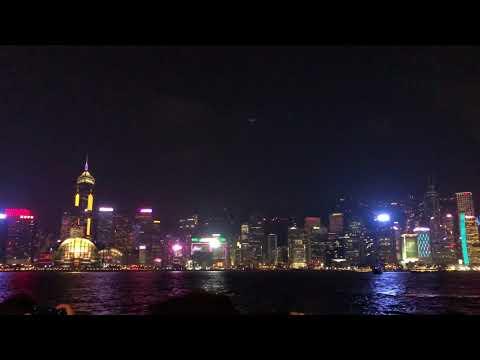 Symphony of Light- Hong Kong