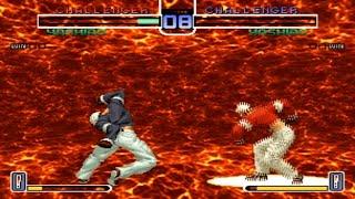 [TAS] Yashiro VS Yashiro Orochi (KoF 2002)