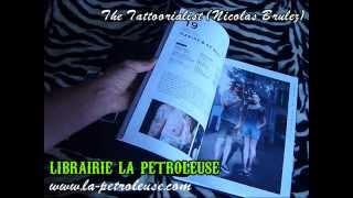 Livre / Book THE TATTOORIALIST Nicolas Burlez (Tana)
