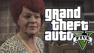 GTA 5 - How to get a JOB (Funny Moments Gameplay In GTA V) Fun Free Roam Stuff
