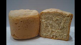 Хлеб в хлебопечке отличный рецепт белого хлеба Больше не покупаю