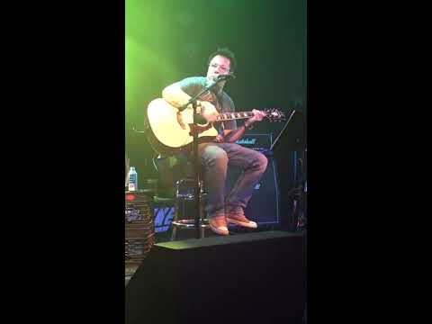 George Becker of JADED PAST Acoustic at JRS FASTLANE in RI