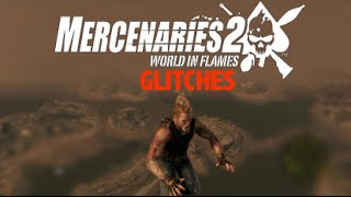 Mercenaries 2 Best Glitches