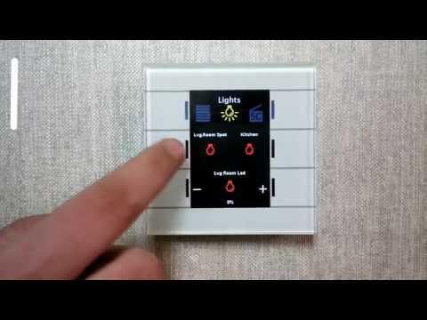 Mdt Glass Push Button Ii Smart Be-gt20w 01