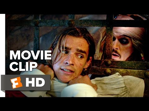 Pirates of the Caribbean: Dead Men Tell No Tales Movie Clip - Pirate (2017) | Movieclips Coming Soon