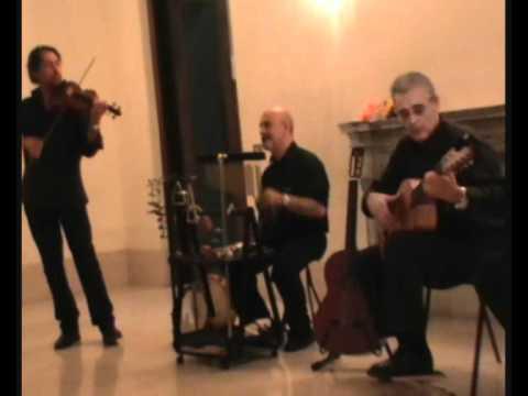 ASSOCIAZIONE MUSICARTE CASERTA ENSEMBLE L'ALTRA MUSICA II PARTE.wmv