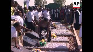 Township marks 50th anniv of massacre, rally, VP Motlanthe comment