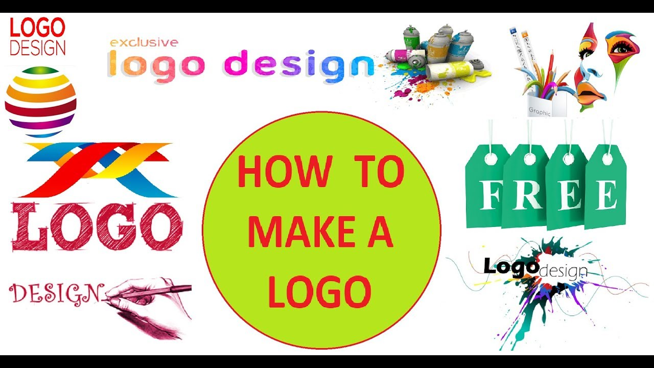 How to make a logo using logo maker with serial key for How to make logo online