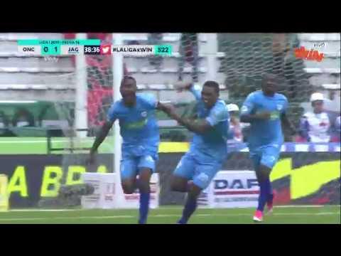 Once Caldas vs Jaguares (0-1) | Liga Aguila 2019-I | Fecha 15