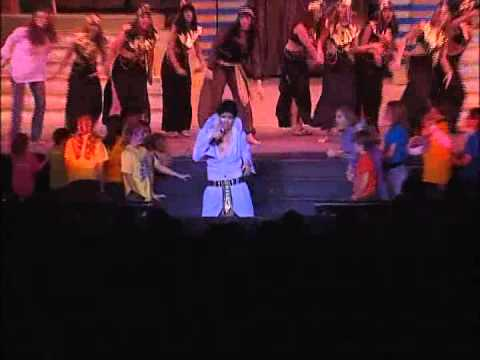 Finale from Joseph and the Amazing Technicolor Dreamcoat