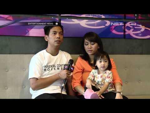 Rian D'Masiv memperkenalkan keluarga kecilnya