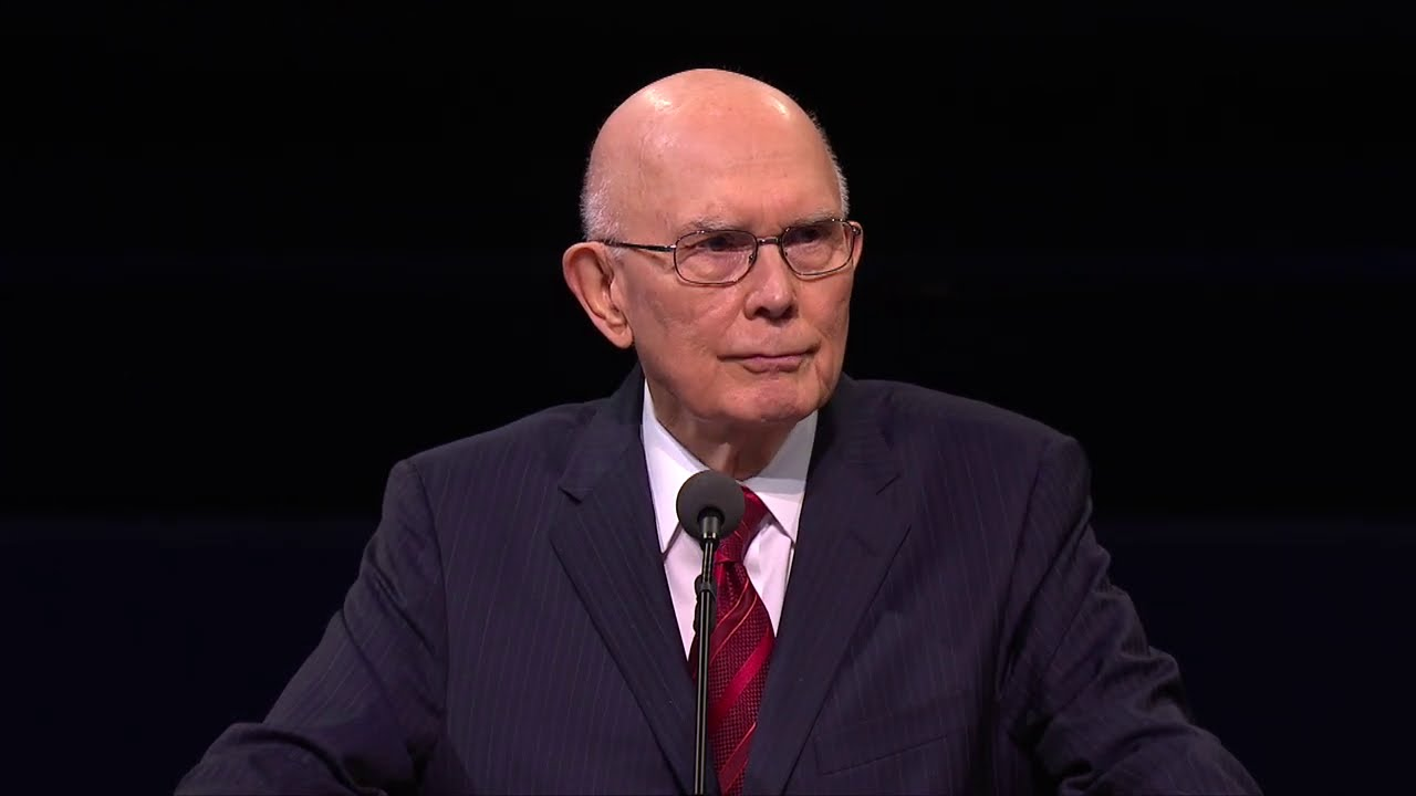 Racism and Other Challenges | Dallin H. Oaks | 2020