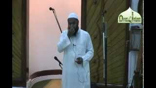 croyance dans destin par zayd imamane noor e islam musjid pt 6