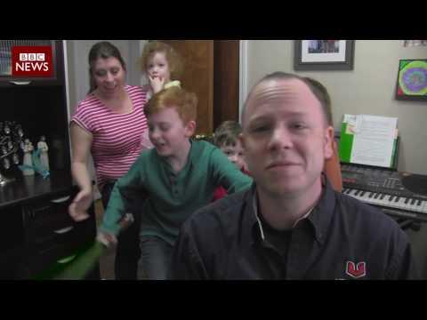 Children Interrupt News Interview with Pastor Shawn Harris - Velocity