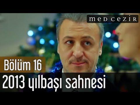 Medcezir 16.Bölüm 2013 Yılbaşı Sahnesi