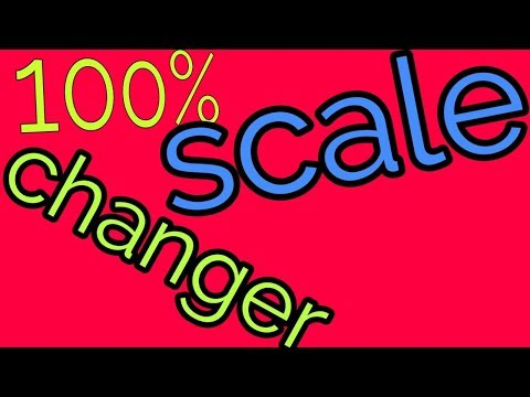 How to change scale any karaoke track by My Tech Hindi