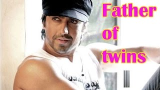 Ashish Chowdhry is now a father of twin girls -TOI