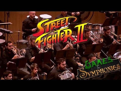G&S - Street Fighter 2 Medley