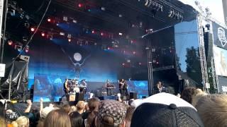 Amorphis - Drowned Maid @ Tuska Festival 2015